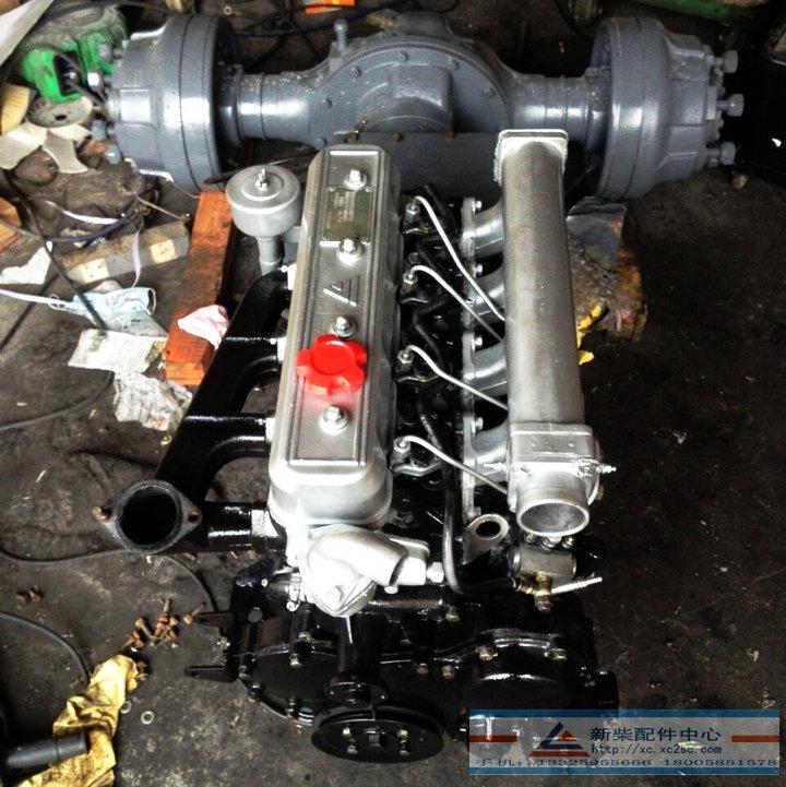 490-bpg 新柴(原厂旧发动机)